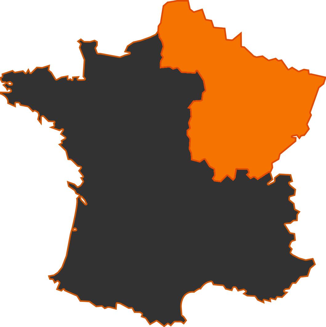Zone Île-de-France 8