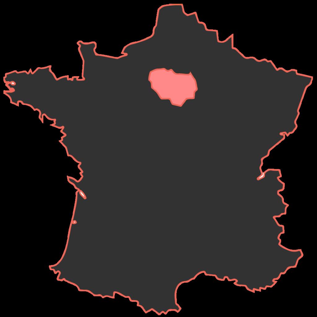 Zone Île-de-France 10