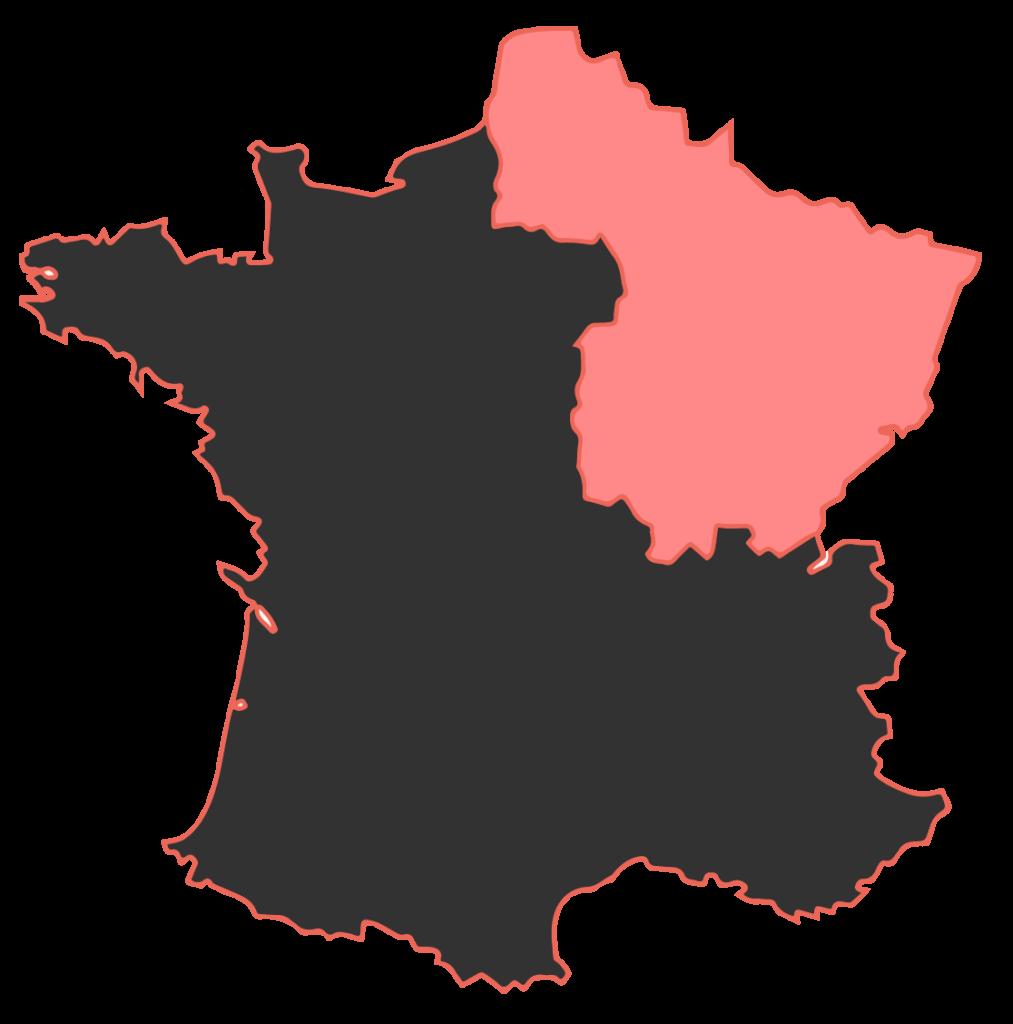 Zone Nord-Est