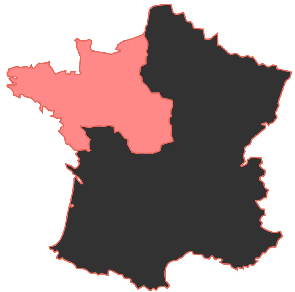 Zone Nord-Ouest