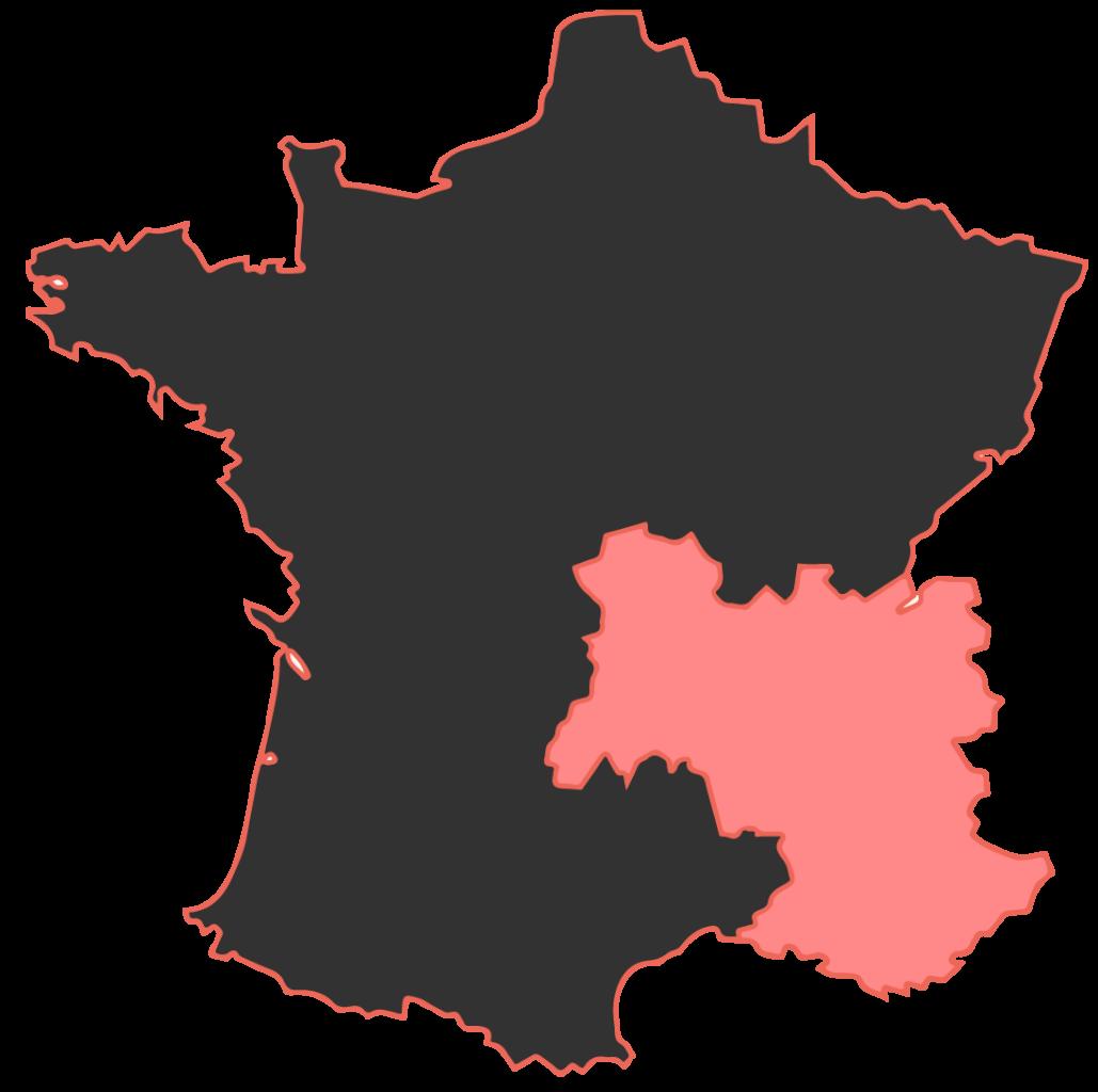 Zone Sud-Est