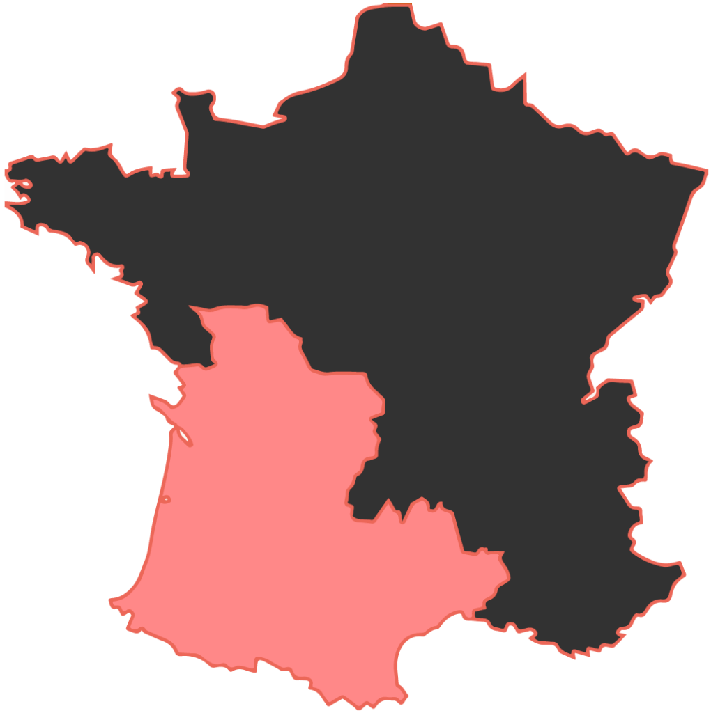 Zone Sud-Ouest